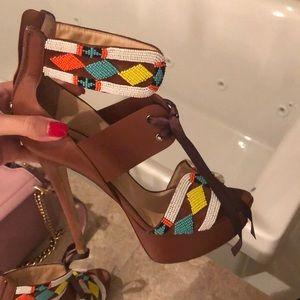 Ballin shoes size 7